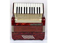 Worldmaster 32 Bass Accordion - Great beginner instrument