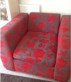 dfs armchair free