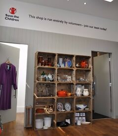 Marchmont Road Save the Children Shop - Join Our Team!