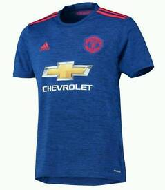 Manchester United Away Top (Brand new)