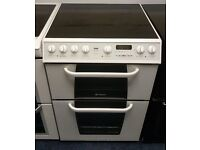 £190 Creda 60cm Ceramic Cooker – 12 Months Warranty