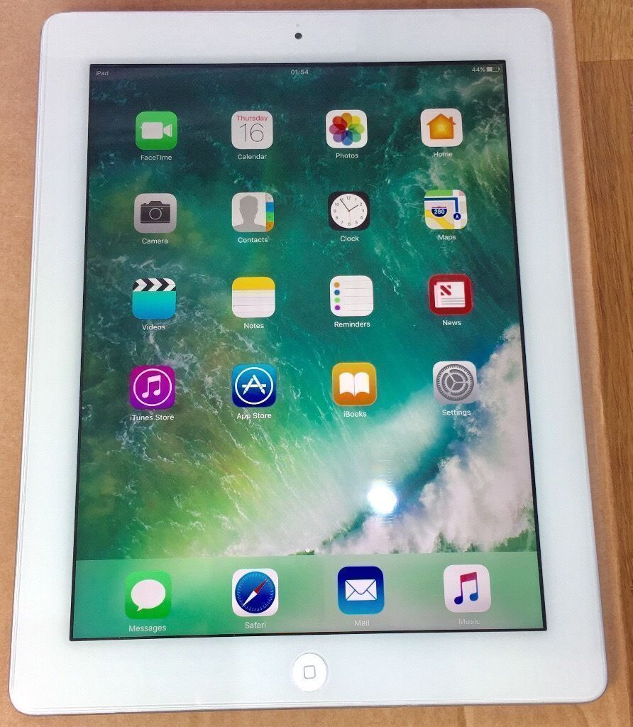 IPAD 4, 32GB CELLULAR UNLOCKED, AMAZING CONDITIONin Seven Sisters, LondonGumtree - This is a top spec ipad 4 with large 32GB memory as will as 4G CELLULAR UNLOCKED. MINT CONDITON, no scratches or dents anywhere. Comes with NEW CASE, charger/cable&headphones. GENUINE IPADS, not FAKE. Updated with latest software. Selling cheap as...