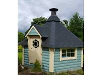 Barbeque house/ BBQ house/ summerhouse