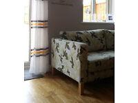 Ikea 3 seat Karlstad Sofa