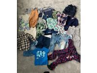 21 items - 12-18 months boys clothes bundle