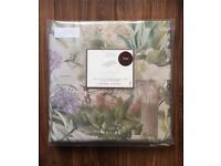 Brand new, unopened Zara Home king size flat sheet in gorgeous print