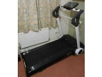 Reebok i-Run Folding Treadmill