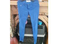 Hollister jeans sz 6_8