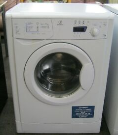 To clear! Indesit 1200 Spin 6kg Washing Machine, 6 Month Cover