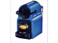 MAGIMIX - Nespresso Inissia 11354 Coffee Machine - Blueberry Blue