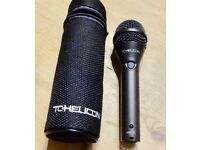 TC Helicon MP-75 Modern Performance Vocal Microphone
