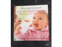 Hardback Recipe Book by Annabelle Karmel