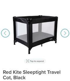 Redkite travel cot