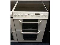 £190 Creda 60cm Ceramic Cooker – 12 Months Warranty