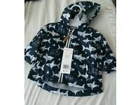 Shark coat