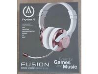 Fusion Power A Headphones