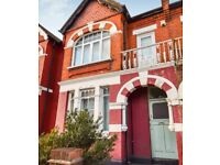 Spare room to rent in Wimbeldon - newly decorated and furnished flat