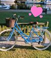 Pendleton Somerby Bike - Blue 19""