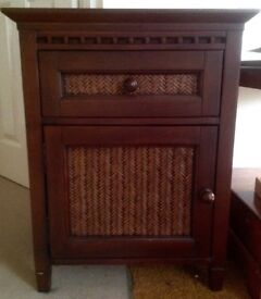 Small attractive cabinet, bedside/lounge/hall