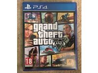 PS4 Grand Theft Auto 5 GTA5 in mint condition like new