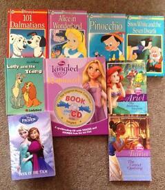 9 Disney children's Books