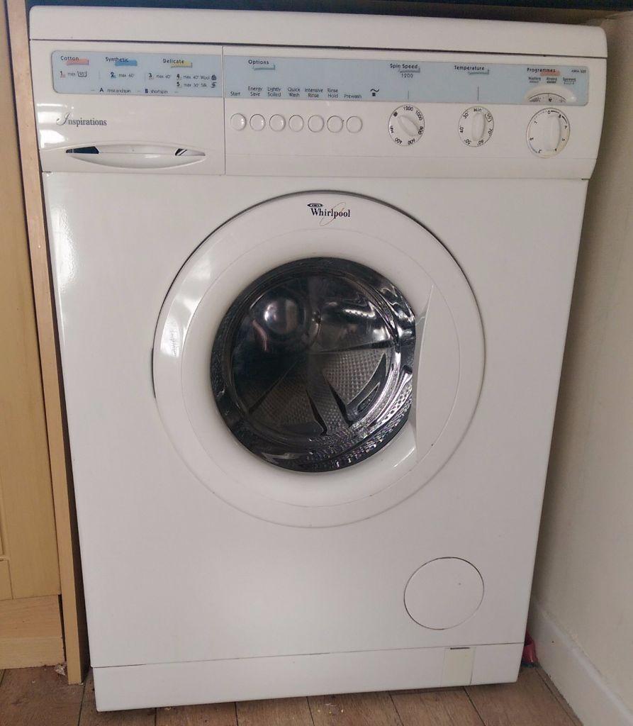 Whirlpool Awm328 Washing Machine 1200 Rpm In Bolton