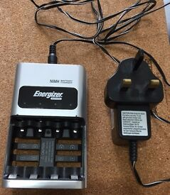 Batteries Charger Energizer [AA & AAA Charger]