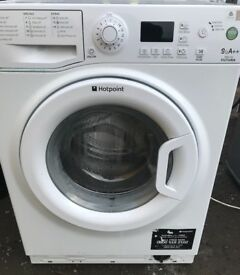 Hotpoint washing machine 9kg free delivery
