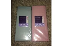 Single Bed Fitted Sheets in 2 Colours
