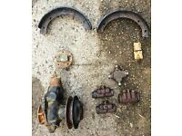 US ARMY WILLYS WW2 JEEP WAR FORD GPW MB M201 MILITARY SPARE PARTS SPARES WARTIME WWII UTILITY LOT
