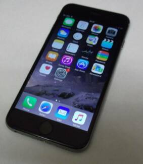 Apple iPhone 6 Space Gray Brand New Condition For Sale