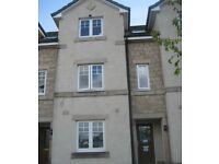 4 bedroom house, close to Stirling university to let, available now