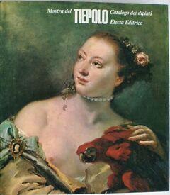 Tiepolo Exhibition (2 Illustrated hardback vols in Italian)