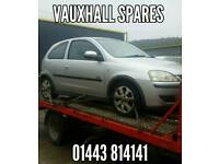 BREAKING FOR SPARES Vauxhall Corsa C 1.2 SXI