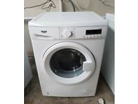 FREE DELIVERY Bush Large 8KG, 1400spin, A++ energy rated washing machine WARRANTY