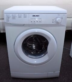 BUSH A147QW Washing Machine White 7KG 1400 Spin