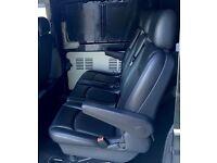 Genuine Mercedes Vito / Viano Brabus Seats