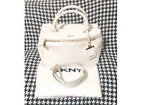 DKNY handbag with shoulder strap