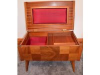 Retro/Vintage Danish Sewing Box