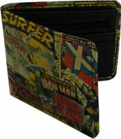"Lost ""marvel"" character wallet"