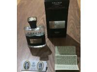 Creed Aventus 120ml perfume bottle men