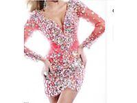 Designer Sherrihill Dress Size 8