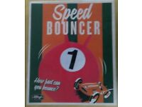 NEW SPACE HOPPER Professor Puzzle - Speed Bouncer