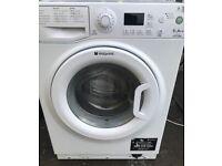 Hotpoint washing machine 9KG+ free delivery