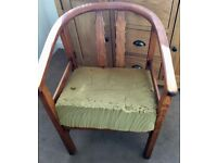 Beautiful Antique Chair Must Go!