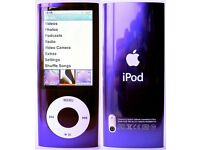 Apple iPod nano 5th Generation Purple