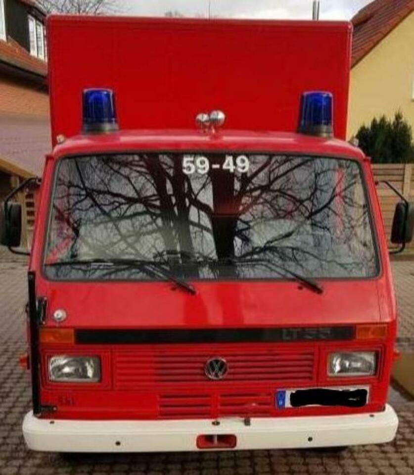 """Sonder-KFZ Wohnmobil"" VW LT 8 (8 . 8)"