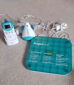 Angel Care Baby Monitor with sensor pad