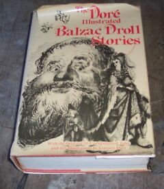 Balzac Droll Stories, illustrated by Gustave Dore