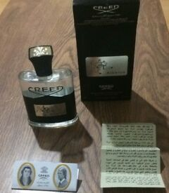 new 120ml creed aventus perfume for men